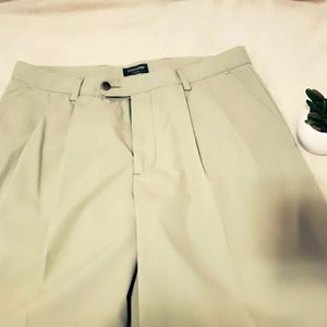 Khaki Docker Pants W34 L32